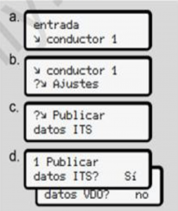 Proteccion datos tacografo digital