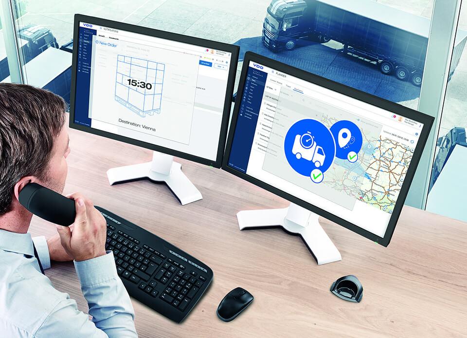 GNSS tacógrafo inteligente