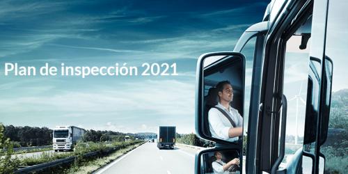 Plan de inspección 2021 ministerio de transportes